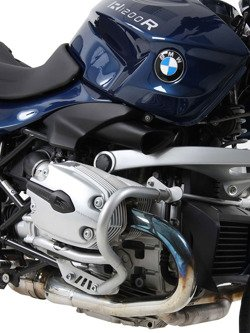 Gmol silnika Hepco&Becker do BMW R 1200 R [06-10] Srebrny
